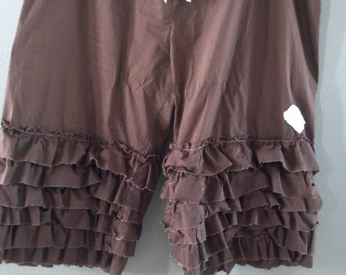 Featured listing image: wagon train six flounce pantaloons