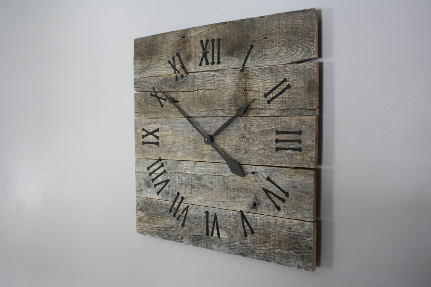Extra Large Wall Clocks Sale Large Rustic Wall Clock