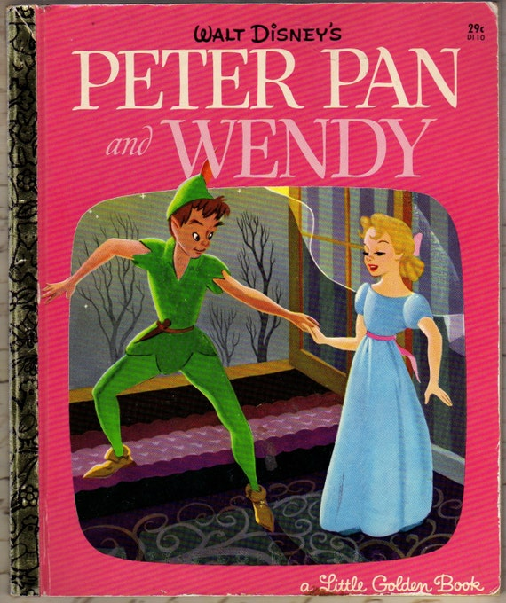 peter pan and wendy book pdf