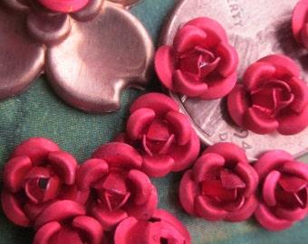 Teeny Tiny Red Baby Sweetheart Roses