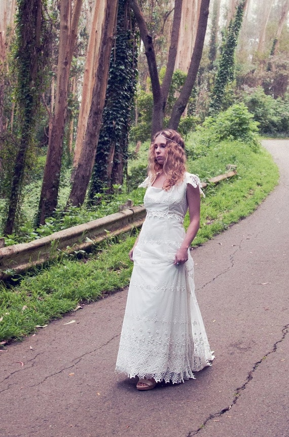 Reserved vintage wedding gown jacie by daughtersofsimone for Wedding dress dry cleaning denver