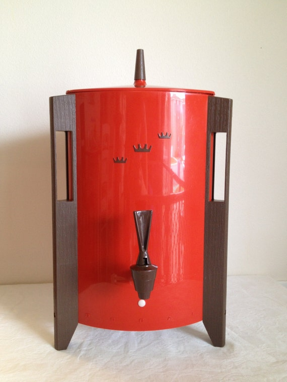 Large Electric Coffee Maker : Vintage Coffee Pot Automatic Electric Regal Poly Urn Large