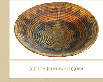 pine needle basket weaving instructions