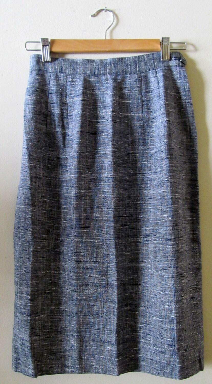 60s pencil skirt s 26 waist