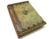 Fleur de Lys Book Box Drawer
