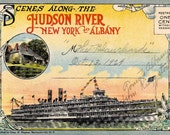 Vintage Postcard Print: &...