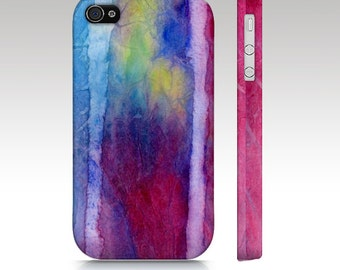 Watercolor iphone 6s case, iphone 5s case, iPhone 6 plus case, watercolor painting, modern art, abstract art for your phone