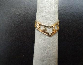 Gold ring ( 10k )