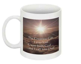 Greatest Gift - Dad Coffee Mug