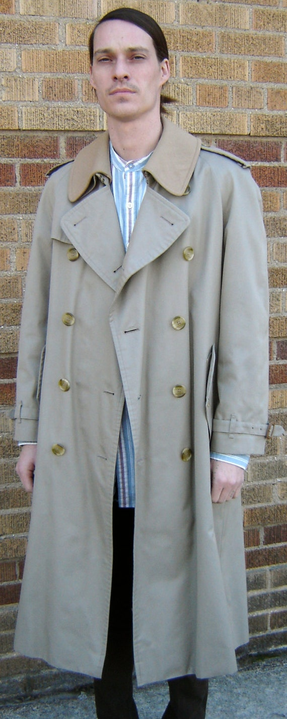 Find great deals on eBay for mens classic trench coat. Shop with confidence.
