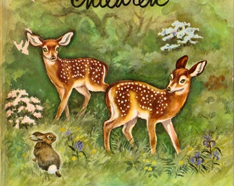 Bambi's Children by Felix Salten, illustrated by Phoebe Erickson