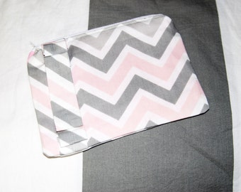 Zipper Pouch Coin Purse with bow