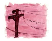 I'll Send You My Love on a Wire