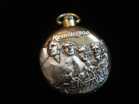 remington pocket mount rushmore american by crissiegirl