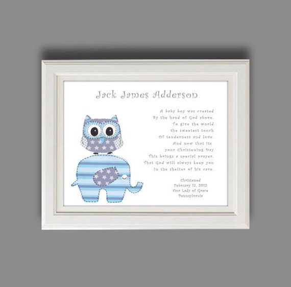 Appropriate Cash Gift For Wedding: Baby Baptism Gift Christening Gift Baby Boys Christening