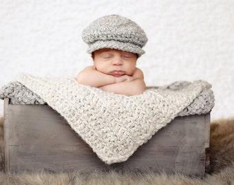 Baby Blanket Wheat Baby Blanket Itty Bitty Newborn Photo Prop Baby Blanket Layering Filler Bucket Posing Beanbag Car Seat Newborn Blanket