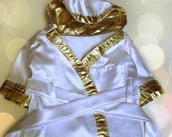 The Custom Baby Boxing Robe