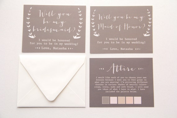 Will You Be My Bridesmaid Maid Of Honor Matron Of Honor