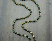 Zen Long Buddha Necklace