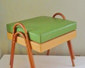 Pair of Vintage Stacking Footstools 1960s or 1970s