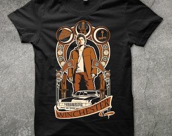 Dean Winchester Nouveau Shirt
