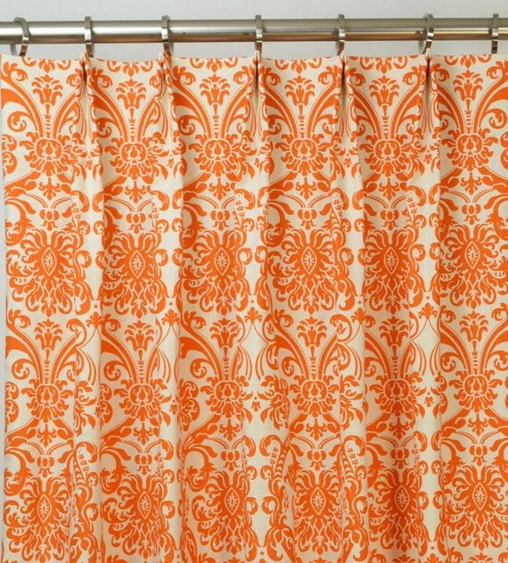 ... Curtains - Pinch Pleat - 84 96 108 120 Long - Optional Blackout or