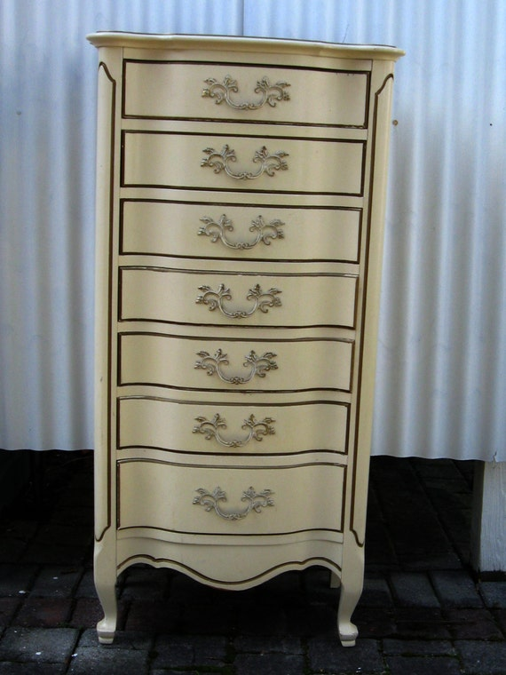 Reserved Joanne French Provincial Lingerie Chest Hard To Find