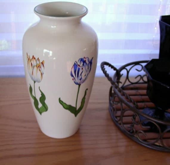 Tiffany & Co Tulip Vase - Made in England