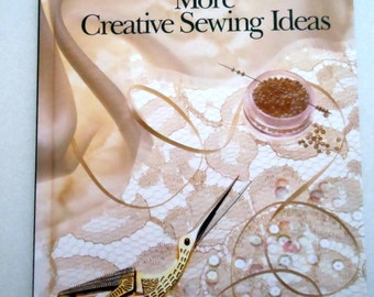 More Creative Sewing Ideas Tie Dye, Fabric Art, & More SINGER REFERENCE BOOK: @LootByLouise