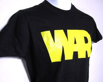 Vintage Deadstock WAR Galaxy T-Shirt Sz.S/M 1970's