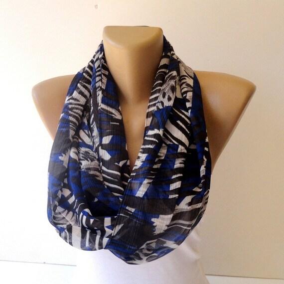 items similar to navy scarf infinity scarf shawl