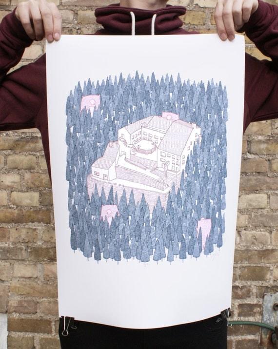 Bear Woods - A2