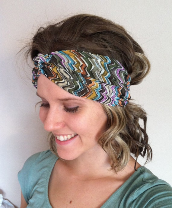 Make Turban Headband Turban Style Headband
