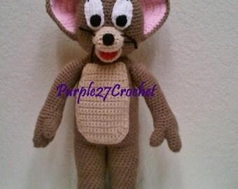 Crochet Mouse (PDF) - Instant Download