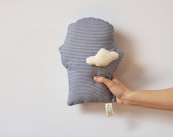 Head with a cloud. Limited edition. Last one! Ready to ship