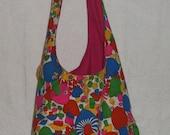 Mushroom Hippy Sling Bag