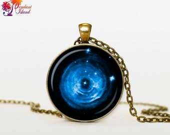 UNIVERSE Jewelry universe Pendant  constellation Monoceros Universe Necklace Galaxy necklace Space  Gifts for Her for men for him a
