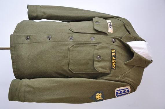 Military Uniform Shirt 110