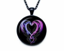 Dragon pendant Dragon necklace Dragon jewelry