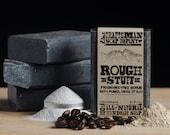 Rough Stuff Exfoliating Soap Scrub - CraftsmanSoapCo