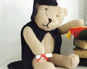 Greg or Ginny Graduation 15 inch Bear
