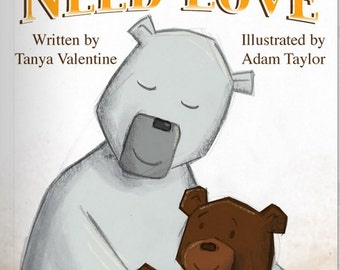 All Bears Need Love  -   An Adoption Picture Book