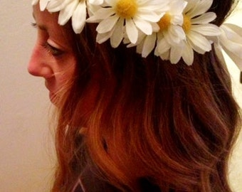 EDC Coachella Flower Headband