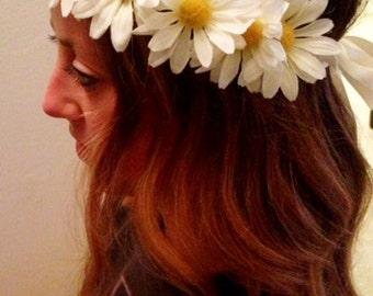 EDC Coachella Flower Headband