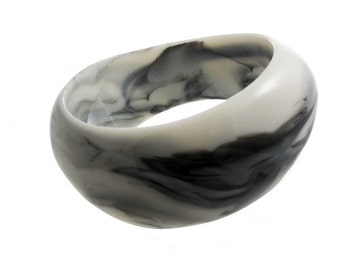 Resin Bangles Bracelets and Cuffs