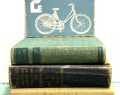 Vintage Beach Bicycle Wedding, Table Numbers, Beach Wedding Decor, Light Blue Wedding, Vintage Bicycle Decor, Books, Retro Wedding