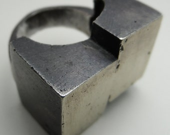 Cubic Silver Ring