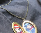Ace Attorney themed 'Father's Locket'