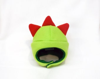 Brobee inspired Fleece Hat with Snap Closure for Baby/Toddler