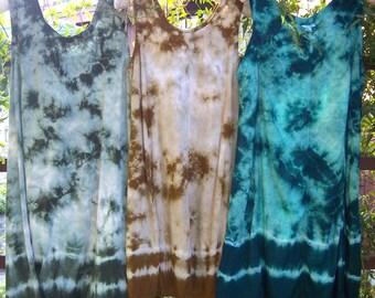 Cloulds Short Rayon Dress